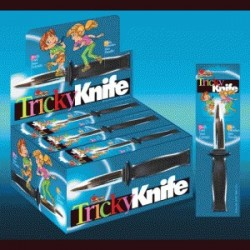 Tricky knife (Retractable)