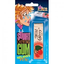 Squirt chewing Gum