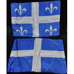 Drapeau du Québec Miss made...