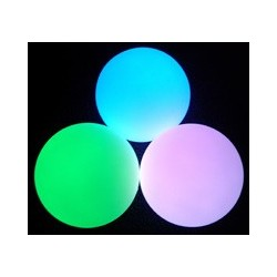 LightUp Juggle Ball 70mm Rechargable
