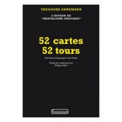 52 Cartes 52 Tours -...
