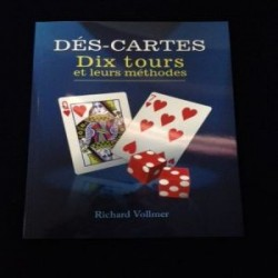 DÉS-CARTES -  Richard Vollmer