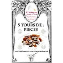 5 Tours de Pièces +...