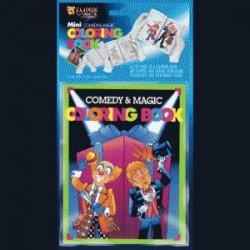 Mini Magic Coloring Book...