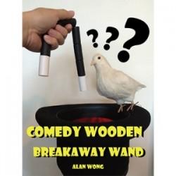 Comedy wooden breakaway...