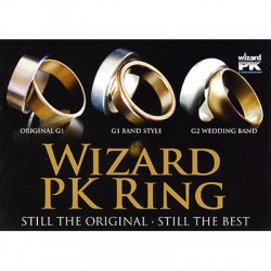 Wizard PK Ring G2 Gold 16mm