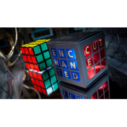 Enchanted Cube by Daryl