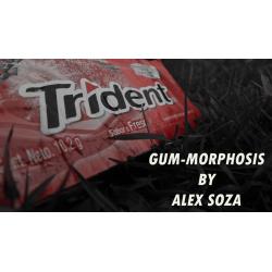 Gum-Morphosis by Alex Soza...