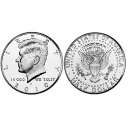 Half U.S. Dollar
