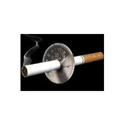 La cigaretteà travers le 25 cents