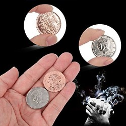 Scotch & Soda Coin Trick