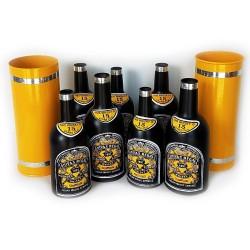 Multiplying Bottles Set of 8