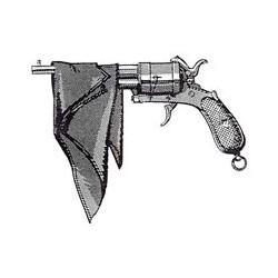 Silk pistol
