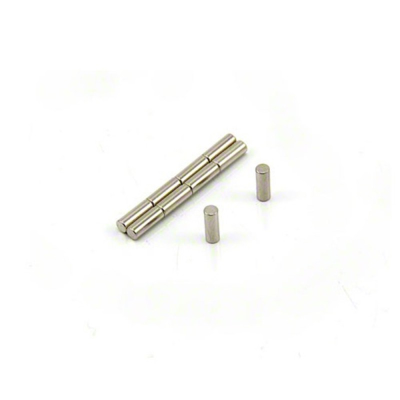 2 Rod magnet, 2.5mm X 2.5mm