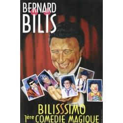 Bernard Bilis Billissimo poster
