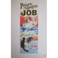 Papier à cigarettes Job Poster