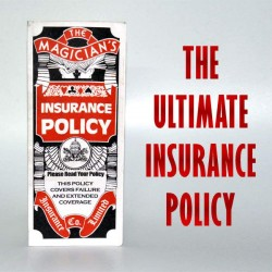 The Magician's Insurance...