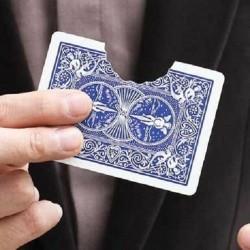 Biting Through Card