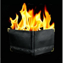 Heatwave Fire Wallet by JB...