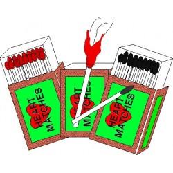 Mad Mad Matches - Jim Rainho