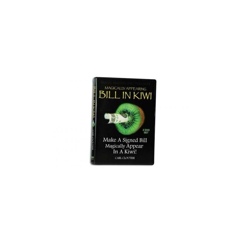 BILL IN KIWI (2 DVD SET) CARL CLOUTIER