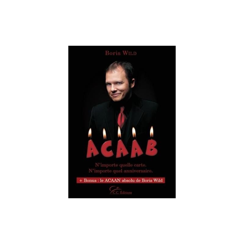ACAAB - VERSION FRANÇAISE PAR BORIS WILD