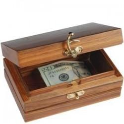 Ever Lock Box Puzzle Secret...