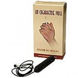 Lit Cigarette Pull -...