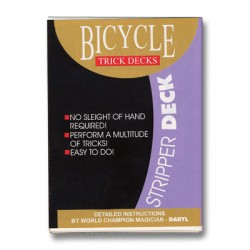 Stripper Deck Bicycle - Jeu...