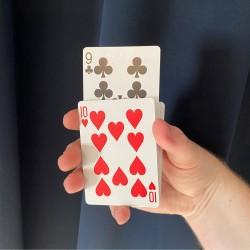 Rising card - Bicycle deck