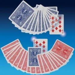 Red & Blue Card Trick