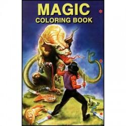 Animal Magic Coloring Book