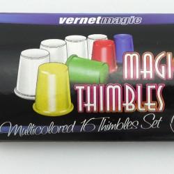 Thimbles Set Multicolored...