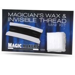 Magician's Wax & Invisible...