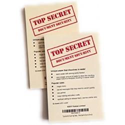 Spy Paper Dissolvo