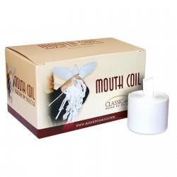 Mouth Coil White jumbo -...