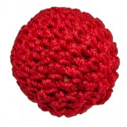 1'' Metal Crochet Ball