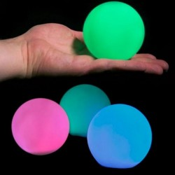 Rechargeable LED Juggling Ball
