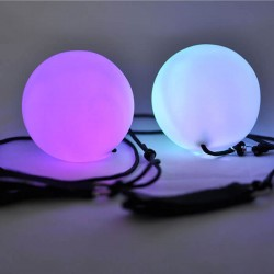 LED Poi Ball Rechargeable