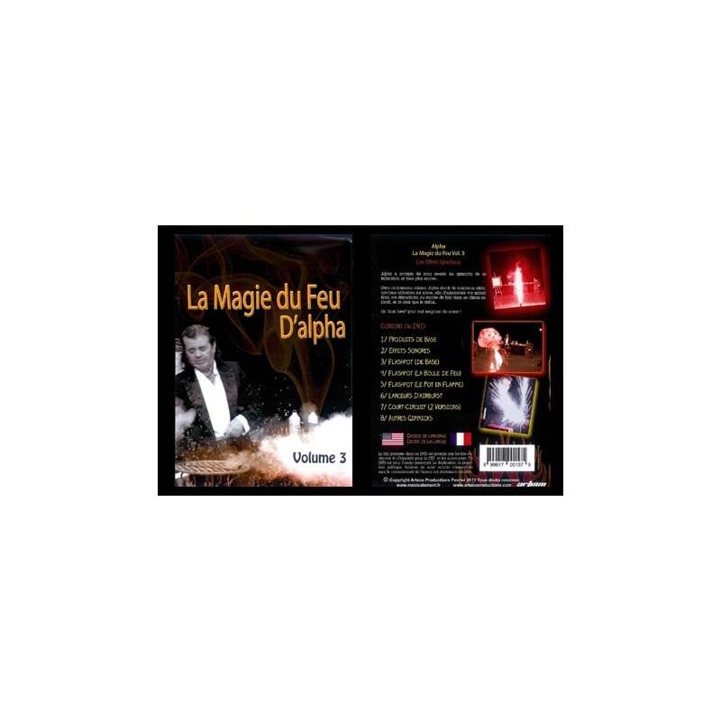 Alpha DVD vol.3 - La Magie du feu