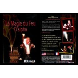 Alpha DVD vol.4 - La Magie du feu