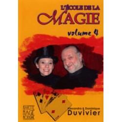 Duvivier vol.4 - Ecole de la Magie
