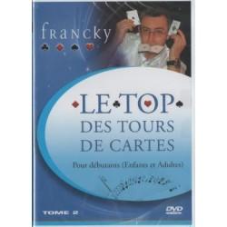 Le Top des Tours de Cartes - Francky le