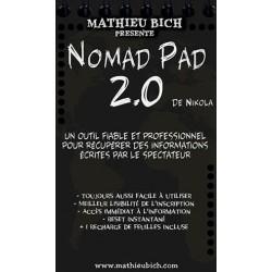 Nomad Pad 2.0 by Nikola Pelletier & Mathieu