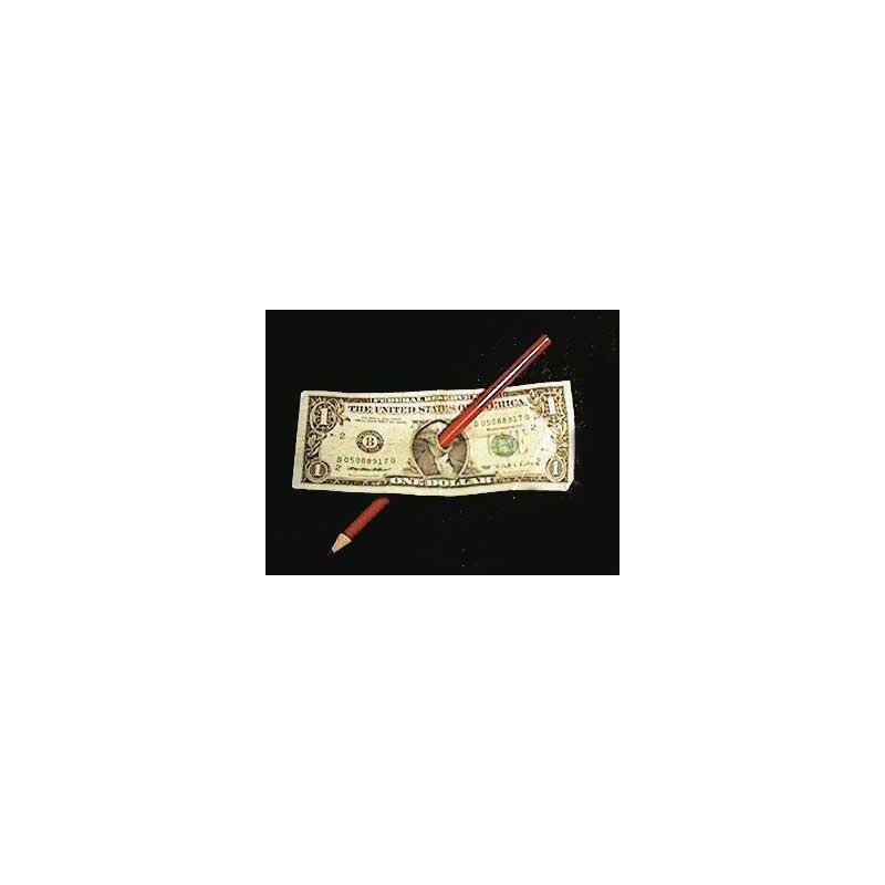 Pencil Thru Borrowed Bill