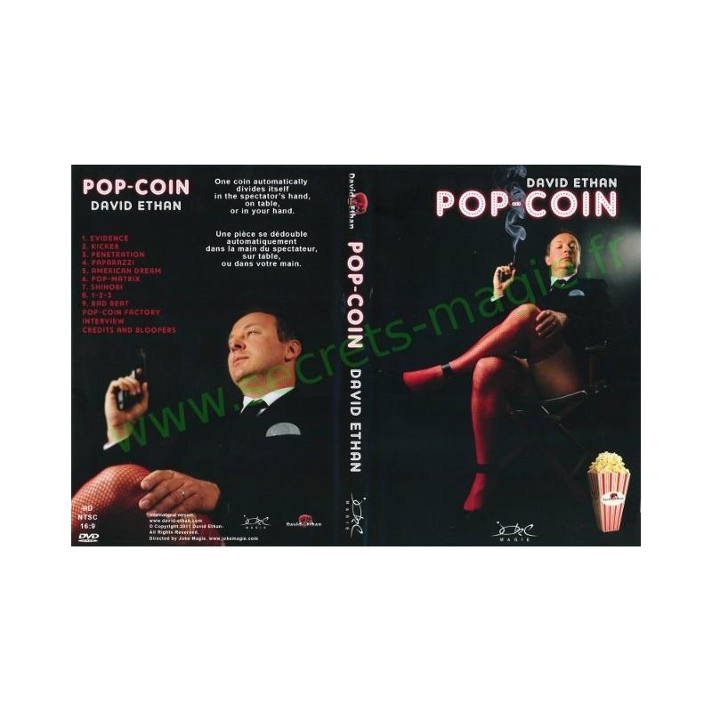 Pop Coin - David Ethan DVD