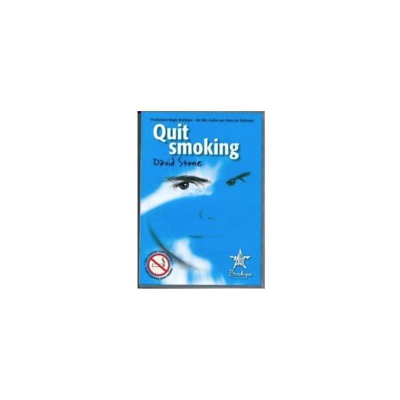 Quit Smoking David Stone - DVD