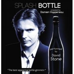 Splash Bottle 2.0 (DVD and Gimmicks) by