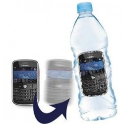 CELL PHONE IN BOTTLE
