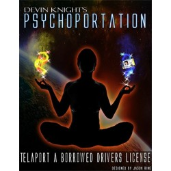 Psychoportation by Devin Knight